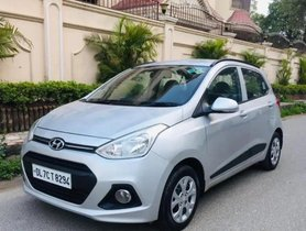 2016 Hyundai Grand i10 1.2 Sportz for sale in New Delhi