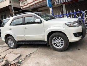 2013 Toyota Fortuner 4x2 AT Diesel for sale in New Delhi
