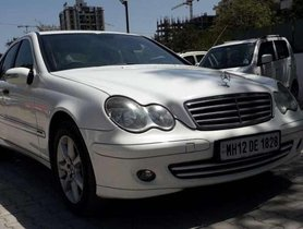 Mercedes Benz C-Class 2006 AT for sale in Pune