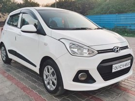 Used 2016 Hyundai Grand i10 1.2 Kappa Magna MT in New Delhi