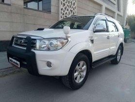 2011 Toyota Fortuner MT for sale in Gurgaon