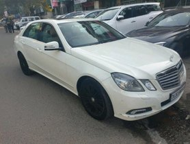 2010 Mercedes-Benz E-Class E250 Petrol MT in New Delhi