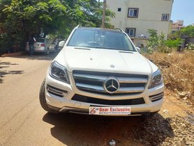 Used 2015 Mercedes Benz GL-Class 350 CDI Blue Efficiency AT in Bangalore