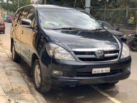 Toyota Innova 2.5 V 7 STR, 2008, Diesel MT in Nagar