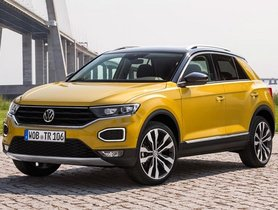 VW T-ROC Launched, Costlier Than Jeep Compass and Hyundai Tucson