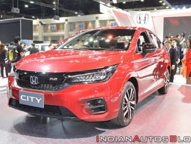 Bookings For All New Honda City Now Open - Details