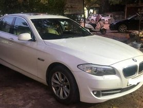 2011 BMW 5 Series 520d Sedan AT for sale in New Delhi