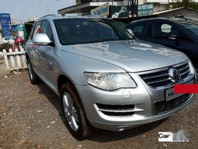Used 2010 Volkswagen Touareg 3.0 V6 TDI AT for sale in Pune