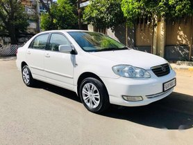 Used 2007 Toyota Corolla MT for sale in Ahmedabad