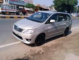 Used 2012 Toyota Innova MT for sale in Sirsa