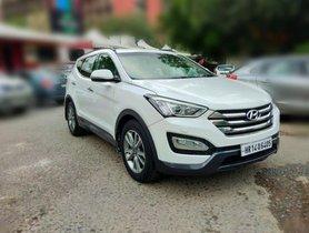 Used 2014 Hyundai Santa Fe 4x4 AT in New Delhi