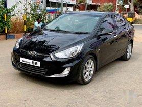 2011 Hyundai Verna 1.6 CRDi SX AT for sale in Madurai