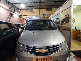 Used Chevrolet Enjoy 2016 MT for sale in Chennai