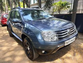 Used Renault Duster 2014, Diesel MT for sale in Chennai