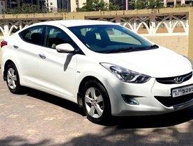 2014 Hyundai Elantra SX AT for sale in Mumbai