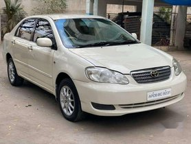 2006 Toyota Corolla H5 MT for sale in Hyderabad
