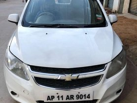 Chevrolet Sail 1.3 LS 2013 MT for sale in Hyderabad