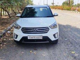 Used 2015 Hyundai Creta 1.6 SX AT for sale in Hyderabad