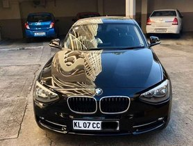 Used BMW 1 Series 2015 AT for sale in Thiruvalla