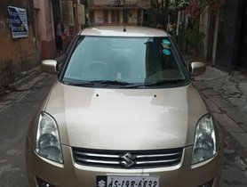 Used 2009 Maruti Suzuki Dzire VXI MT for sale in Kolkata