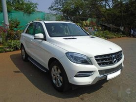 Used 2014 Mercedes Benz M Class AT for sale in Mumbai