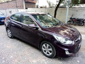 Used Hyundai Verna 2013 MT for sale in Pune