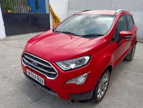 Used 2018 Ford EcoSport MT for sale in Chennai