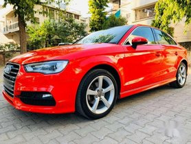 Used Audi A3 2015 AT for sale in Ahmedabad