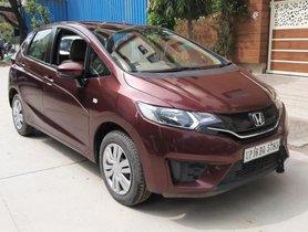 Honda Jazz S 2017 MT for sale in New Delhi