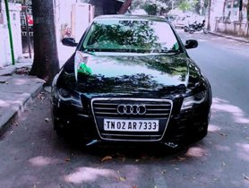 Used 2010 Audi A4 2.0 TDI MT for sale in Chennai