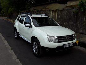 2014 Renault Duster 85PS Diesel RxL MT for sale in Mumbai