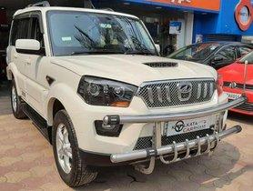 2015 Mahindra Scorpio MT for sale in Kolkata