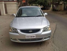 Hyundai Accent GLS 1.6 ABS, 2005, Petrol MT in Coimbatore