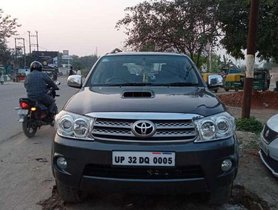 Used 2011 Toyota Fortuner MT for sale in Bareilly