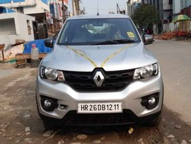2016 Renault Kwid Petrol AMT for sale in Faridabad