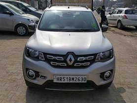 2016 Renault Kwid Petrol AT for sale in Faridabad