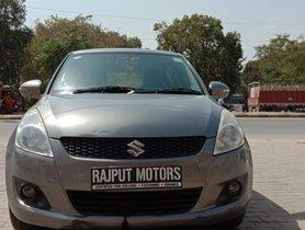 2013 Maruti Swift ZXI Petrol MT for sale in Faridabad