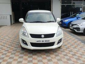 2016 Maruti Swift VDI Diesel MT for sale in Faridabad