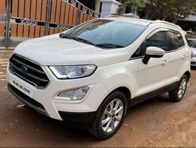 Used Ford EcoSport 2018 AT for sale in Madurai