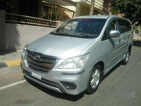 Used Toyota Innova 2.5 V 8 STR, 2008, Diesel AT in Nagar