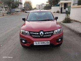 Used 2015 Renault KWID MT for sale in Ahmedabad
