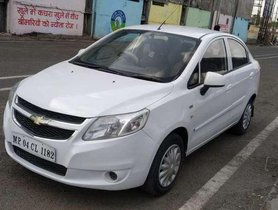 Used 2013 Chevrolet Sail 1.2 LS ABS MT for sale in Bhopal