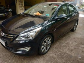 Used Hyundai Verna CRDi 1.6 SX Option 2015 AT in Raipur