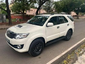 Used 2015 Toyota Fortuner AT for sale in Chandigarh