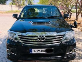 Used Toyota Fortuner 2010 AT for sale in Chandigarh