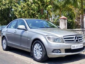 Mercedes-Benz C-Class 2009, Petrol AT for sale in Pune