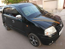 Hyundai Santro Xing GLS (CNG), 2010 MT for sale in Rajkot