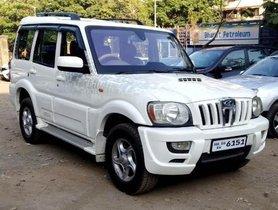 2010 Mahindra Scorpio VLX 2WD AIRBAG BSIII MT in Mumbai
