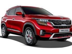 Kia Seltos About To Gain Some Features To Fight 2020 Hyundai Creta