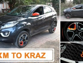 Tata Nexon XM Modified to Look Like Kraz Edition for Just Rs 500